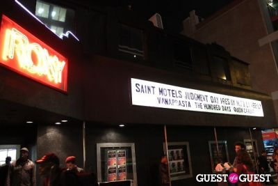 Saint Motel, 98.7 FM, LA Weekly & Holy God Present 'Judgment Day'