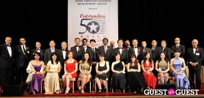 Outstanding 50 Asian-Americans in Business Awards Gala