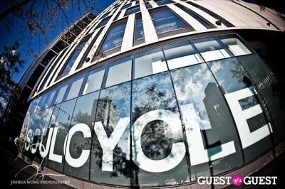 Victoria's Secret Angels Gear Up For a Supermodel Ride Soulcycle to Benefit Pelotonia