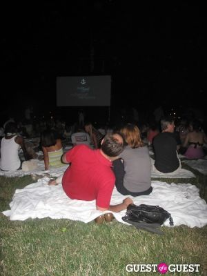 Montauk Yacht Club pre-screening of Crazy, Stupid Love