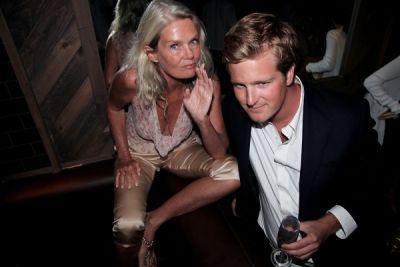 Ricochet & Bombay Sapphire At AXE Lounge