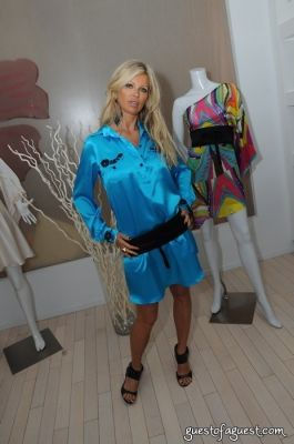 carter cramer in Vanita Rosa Summer 2009 Trunk Show