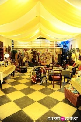 Cure Thrift Shop's Vintage Circus Party