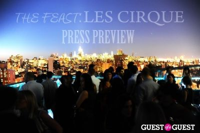 The Feast: L.E.S Cirque