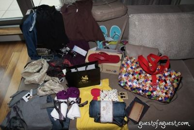 Day-1 THINK PR Up-Fronts Gifting Suites at W Hotel