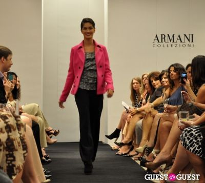 Armani Brunch for St. Jude at Neiman Marcus Mazza Gallerie