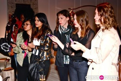 Rachel Roy Beauty Palette Launch Event