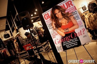 Glamour Mag and Bebe's Glam Night Out
