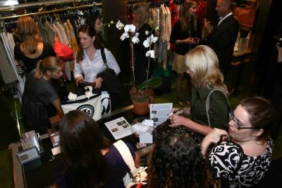 Girls Quest Shopping Event at Tory Burch