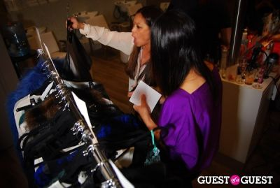 Blo Bar & Refine Mixers Pre-Grammy Beauty Event