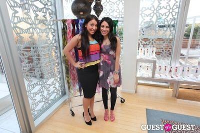 Anna Coroneo Babes of Manhattan Fashion Week Trunk Show