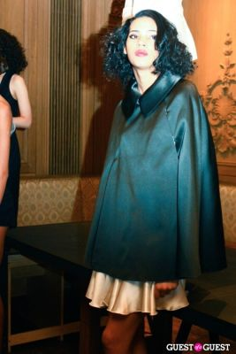 elizabeth solmonson in NYFW: Imitation Presentation Fall 2012 by Tara Subkoff Album Two