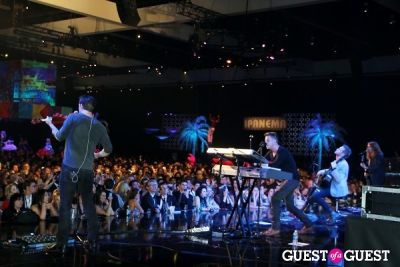 matthew norklun in Official Grammy Celebration 2012 with Kenny Loggins and OneRepublic