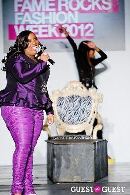 Fame Rocks Fashion Week 2012 Part 11