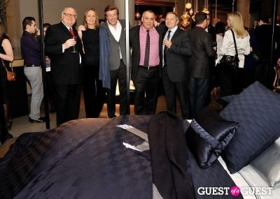 Hugo Boss Home launch event
