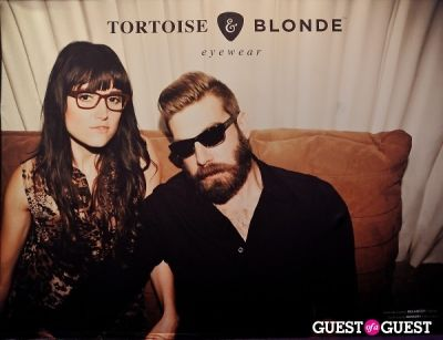 Tortoise & Blonde Eyewear Collection Launch