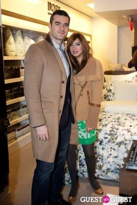 coco ice-t in BOSS Home Bedding Launch event at Bloomingdale's 59th Street in New York