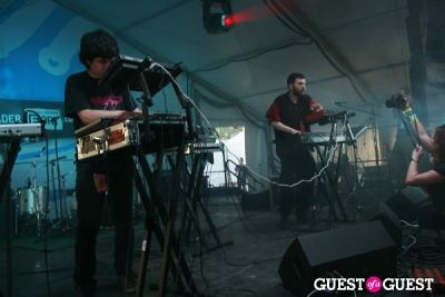 erin fetherston in SXSW: Beauty Bar and Fader Fort performances
