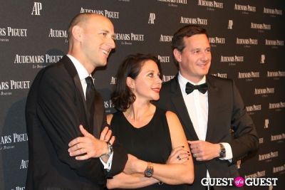 donna karan in Audemars Piguet Royal Oak 40 Years New York City Exhibition Gala