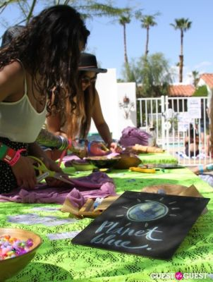 Planet Blue X FOAM Magazine Pool Party (Coachella) by Jessica Turner
