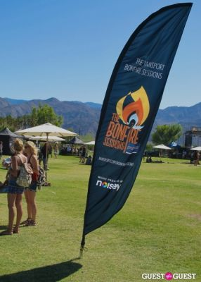 JanSport Bonfire Sessions - Palm Springs Edition