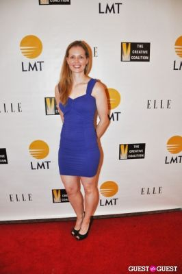 WHCD Leading Women in Media hosted by The Creative Coalition, Lanmark Technology and ELLE