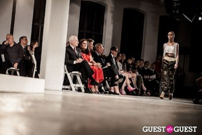 prince albert in Pratt Fashion Show 2012