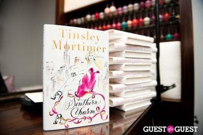 Tinsley Mortimer at Nectar Skin Bar
