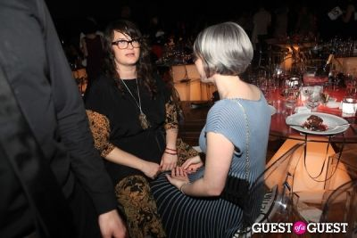 liz derringer in Creative Time Benefit Afterparty