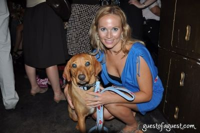 tiffany millioen in Animal Fair Magazine's 10th Annual Paws For Style
