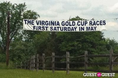 Becky's Fund Gold Cup Tent
