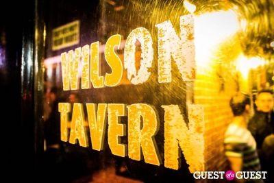 dennis rodman in Wilson Tavern Grand Re-Opening
