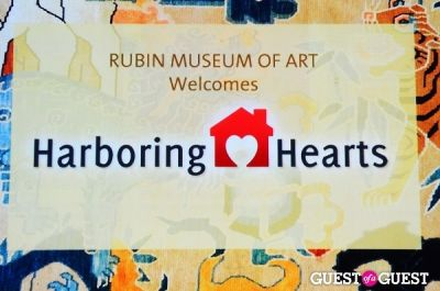 Spring Gala at Rubin Museum of Art Benefitting Harboring Hearts