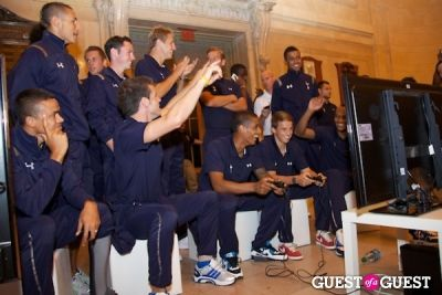 EA Sports FIFA 13 and Tottenham Soccer Club Media Event