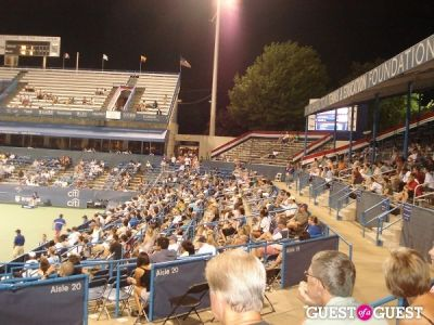 2012 Citi Open: Day One / USTA Member Appreciation Day