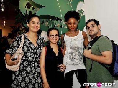 701 happy-hour in Eske Kath - Blackboard Jungle Exhibition Opening Reception