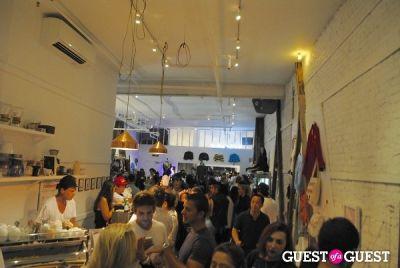American Two Shot Celebrates Fashion's Night Out 2012