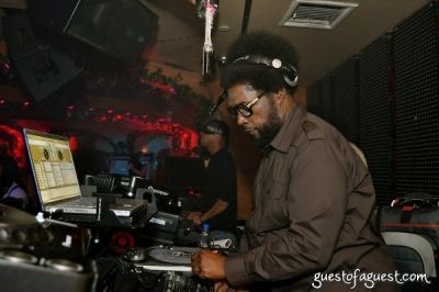 lizzie tisch in Bloc Group / Hifi Cartel Host Questlove