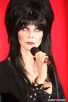 Elvira's Horror Hunt At The Vista Theater