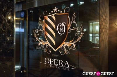 Opera Lounge Celebrates One Year