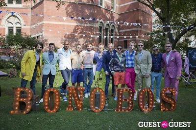 Bonobos Spring/Summer 2013 Beer Garden Party