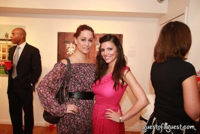 marissa lee in Valeria Tignini Birthday/ValSecrets Charity Event