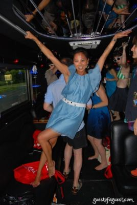 alezandra lebenthal in Thrillist Hamptons Launch