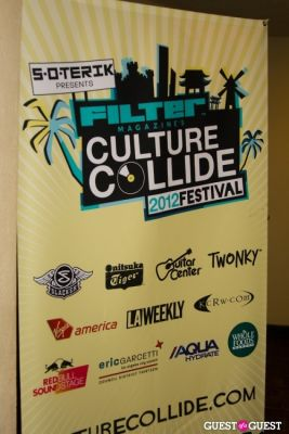 FILTER Magazine's Culture Collide Kick-Off Party