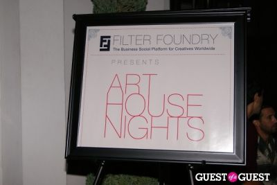 Filter Foundry presents Art House Night - Terry O'Neill Exhibit