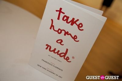 The 21st Annual Take Home a Nude® event