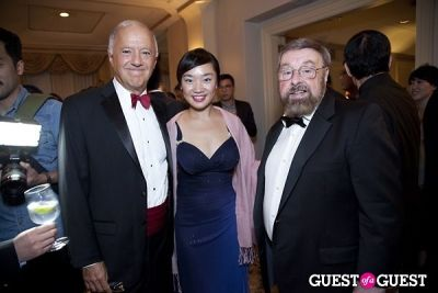 ricky lauren in Third Annual New York Chinese Film Festival Gala Dinner