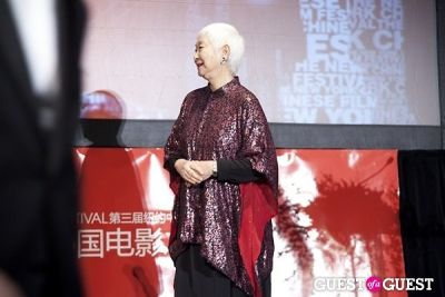 lindsay lohan in Third Annual New York Chinese Film Festival Gala Dinner