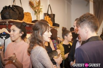 Foundry Launch Party Hosted By Alexa Chung