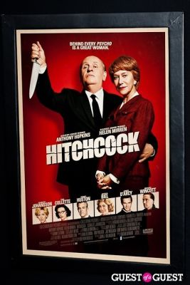 HITCHCOCK The New York Premiere